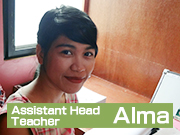Assistant Head Teacher Alma
